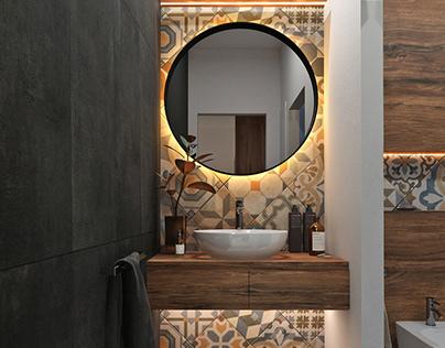 Quick bath design
