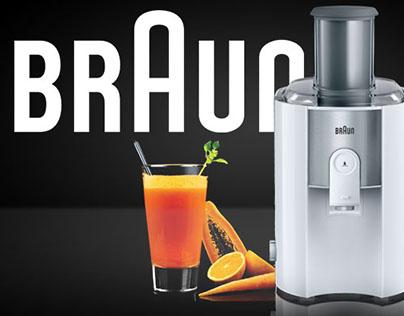 Braun - Website