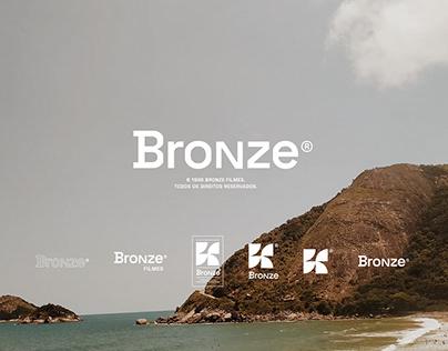 Bronze Filmes - Branding