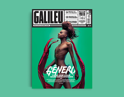 Galileu Magazine Redesign