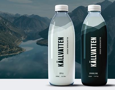 Källvatten Mineral Water