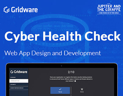 Cyber Health Check | Web App Design & Build