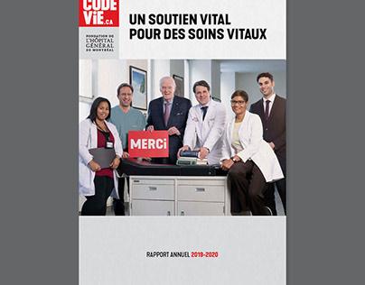 CODE ViE - Rapport annuel - Annual Report
