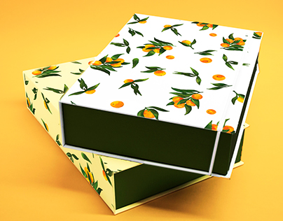 Mandarin Pattern