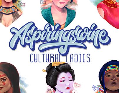 Cultural Ladies Series
