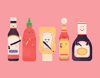Ex-Condiments
