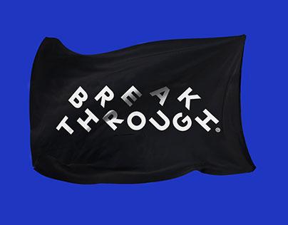 Break Through Productions – Brand Identity