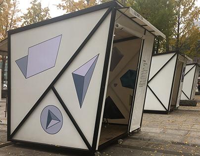 移动白立方项目 White cube mobile workshop project 2017