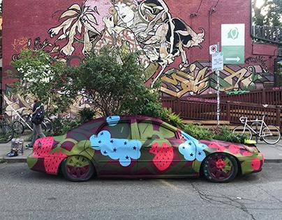 Garden Car, Kensington Market