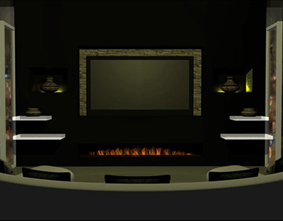 3D House (Interior & Exterior)