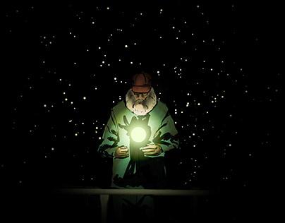 A Light in the Dark V1