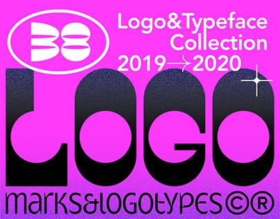 Logo&Typeface Collection 2019-2020
