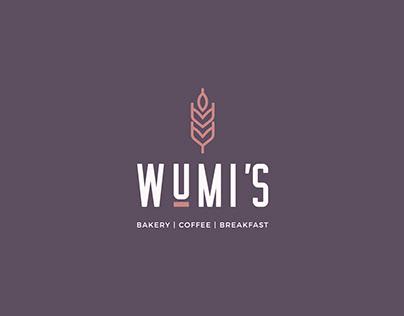 Wumi's - Bakery Branding