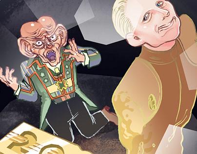 Quark & Odo