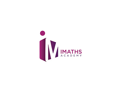 Re-branding logo for IMATHS ACADEMY