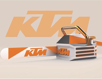 KTM Chainsaw