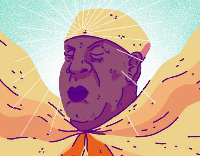 Sun Ra - portrait