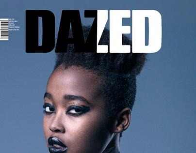 Mock Dazed Magazine