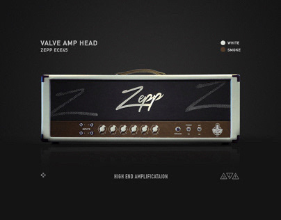 High-End Amps • Product Design
