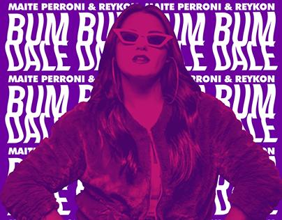 Maite Perroni · BumBumDaleDale - Video Lyric Oficial