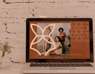 BellaDonna Lingerie | Brand Identity