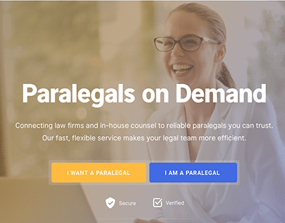 Yegal - Paralegals On Demand