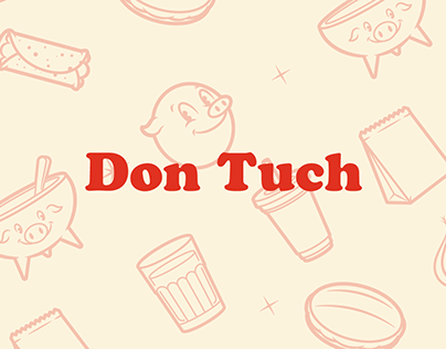 Don Tuch Character Design