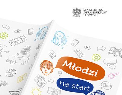 Młodzi na Start | catalogue | 2015