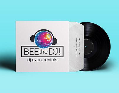Bee the DJ! Logo
