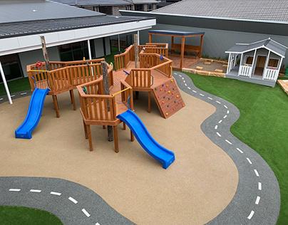 Oxanda Childcare Centre, Oran Park NSW (New Build)