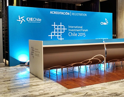International Investment Forum 2015 / Santiago de Chile