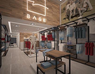 Projeto Comercial - Loja Base