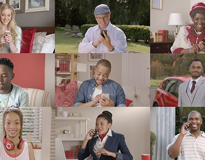 Vodacom Just4You Radio adverts