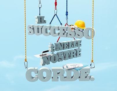 Edilizia Acrobatica - Il successo è nelle nostre corde