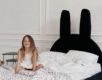 Mickey, Tom and Zaya aren't trivial children's beds