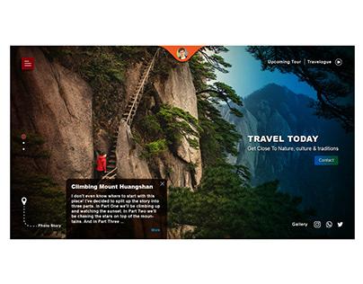 Leadership Website Design