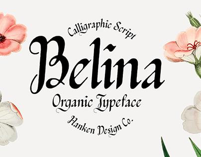 Belina Script Free Font
