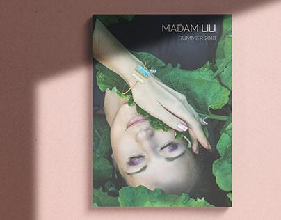 Jewelry catalogue
