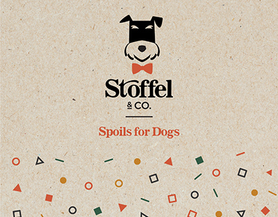 Luxe Pet Apparel Brand Identity