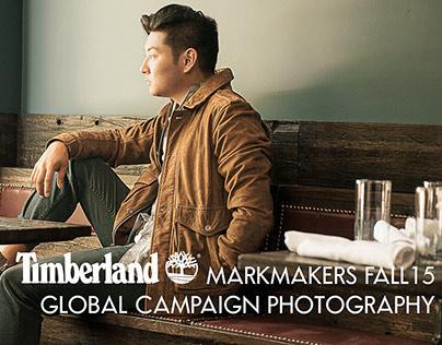 Timberland MarkMakers AW15: Benjamin Holtrop