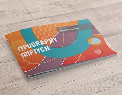 Typography Triptych