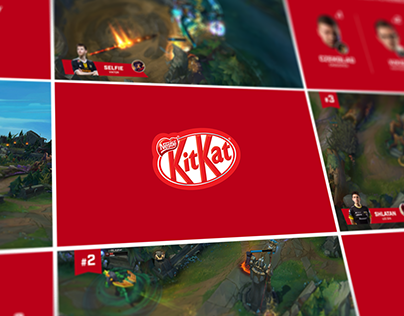 LOL x KITKAT - Social Media Videos