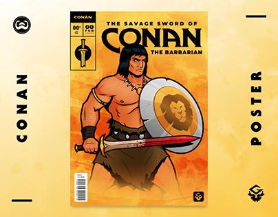 Savage Sword of Conan   Fan Art