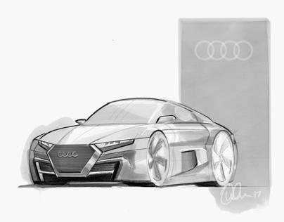 New Audi concept - Automotive Design