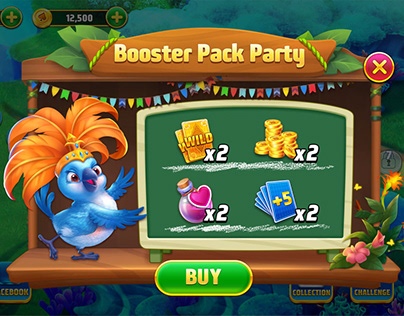 Booster Pack Party