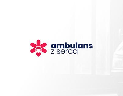 ambulans || logo || pro bono