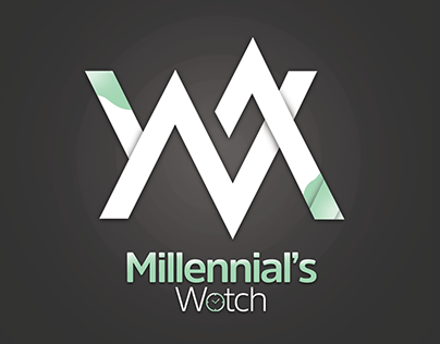 Millennial's Watch Logo
