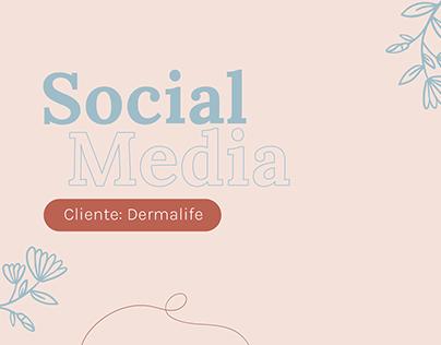 Social Media | Dermalife
