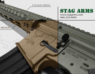 Stag Arms - Cerakote Ad