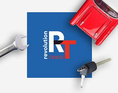 Revolution Team • rebrand